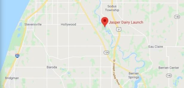 Jasper Dairy Launch